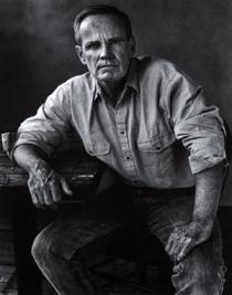 Cormac McCarthy Portrait