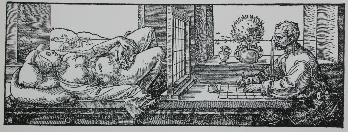 Albrecht Dürer, Indoctrination into Measurement, 1525