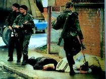 Je Vous Salue Sarajevo image Godard
