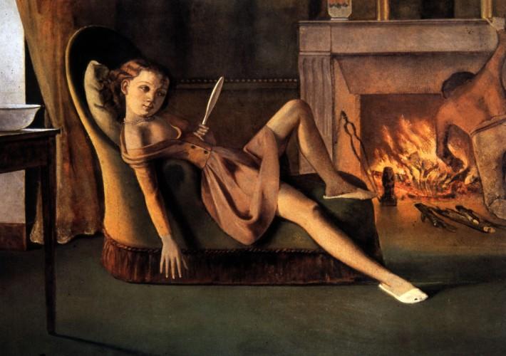 Balthus, The Golden Days
