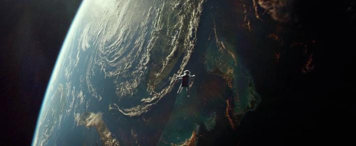 Gravity Falling Movie Cuaron