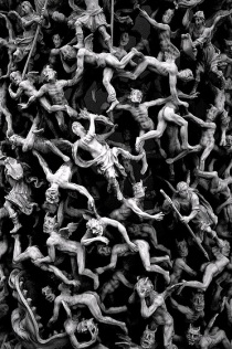 Fall of the Rebel Angels - Ivory Bode Museum